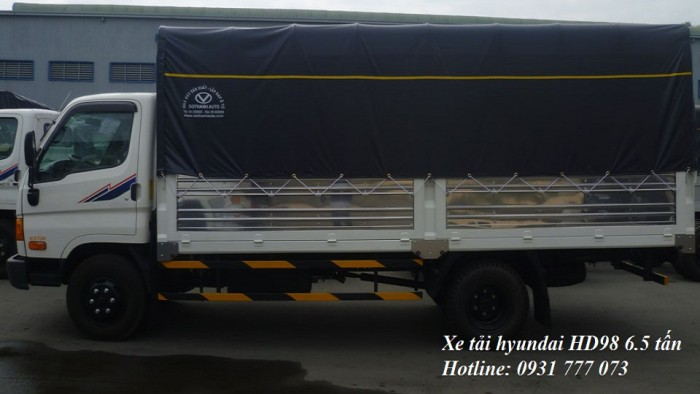 Hyundai HD98 sản xuất năm 2018 Số tay (số sàn) Xe tải động cơ Dầu diesel