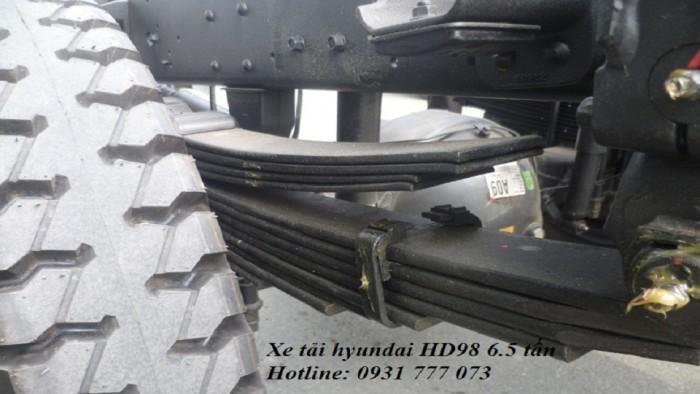 Xe tải Hyundai HD98 6,5 tấn. Hyundai Đô Thành 2