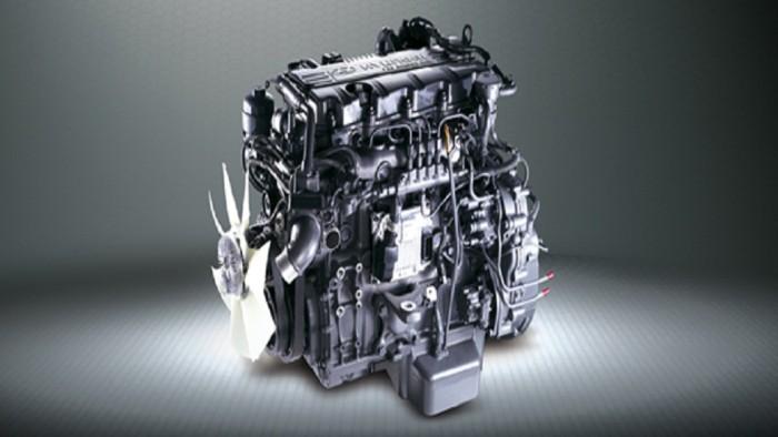 Xe tải Hyundai HD65 2,5 tấn - Đô Thành
