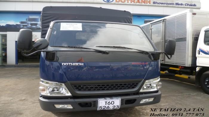 Xe tải Hyundai IZ49 2,4 tấn IZ49 2t4 xe vào thành phố - Giá xe vào thành phố iz49 2,4 tấn