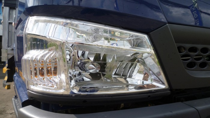 Xe tải Hyundai IZ49 2,4 tấn IZ49 2t4 xe vào thành phố - Giá xe vào thành phố iz49 2,4 tấn 2