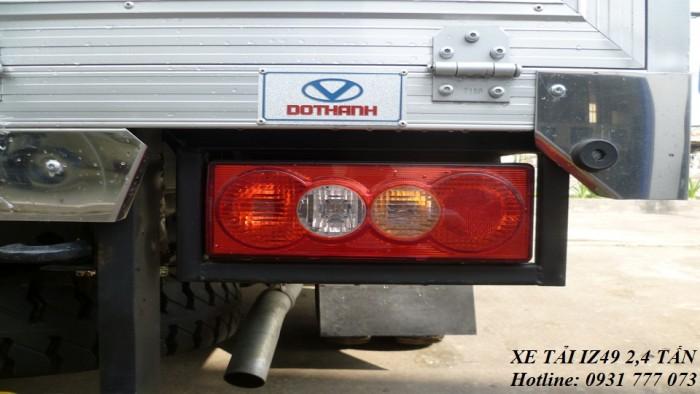 Xe tải Hyundai IZ49 2,4 tấn IZ49 2t4 xe vào thành phố - Giá xe vào thành phố iz49 2,4 tấn 3