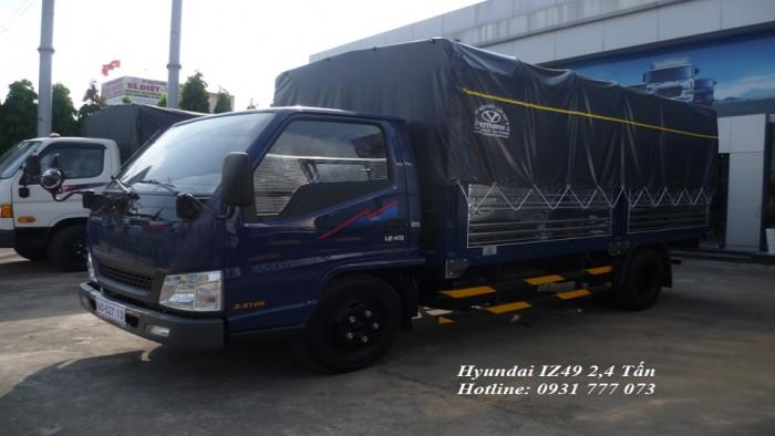 Xe tải Hyundai IZ49 Đô Thành - Hotline: 0931777073 (24/24)