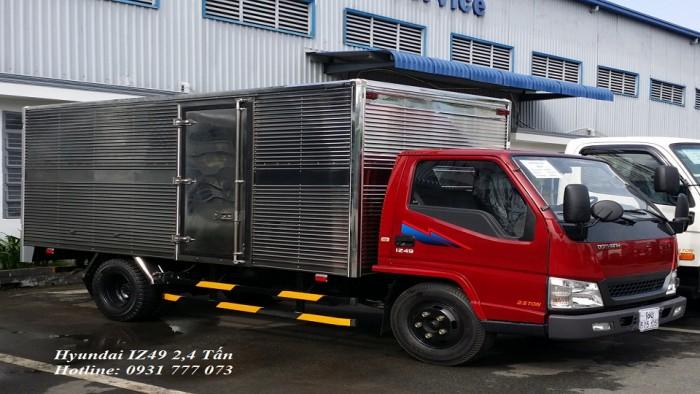 Xe tải Hyundai IZ49 Đô Thành - Xe tải Hyundai 2,4 tấn
