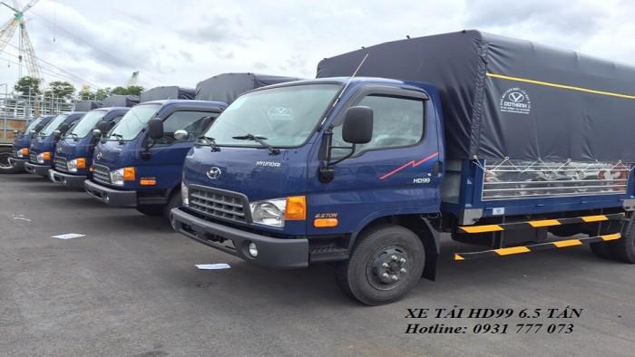 Xe tải Hyundai HD99 Đô Thành - Xe tải Hyundai 7 tấn