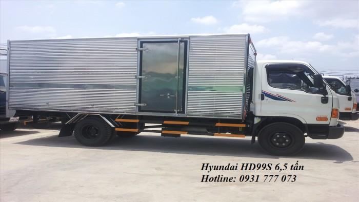 Xe tải Hyundai HD99S Đô Thành - Xe tải Hyundai 6,5 tấn
