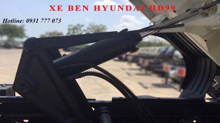 Xe ben Hyundai HD99 Đô Thành - Xe ben Hyundai 6 tấn - Hỗ trợ giao xe nhanh.