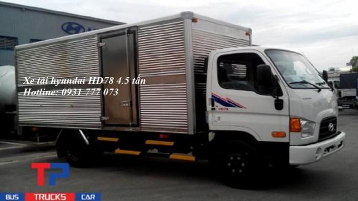 Xe tải Hyundai HD78 Đô Thành. Xe tải Hyundai...