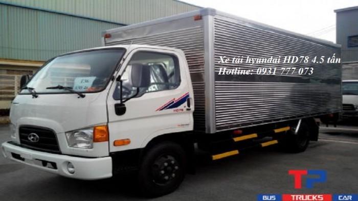 Xe tải Hyundai HD78 Đô Thành - Hotline: 0931777073 (24/24)