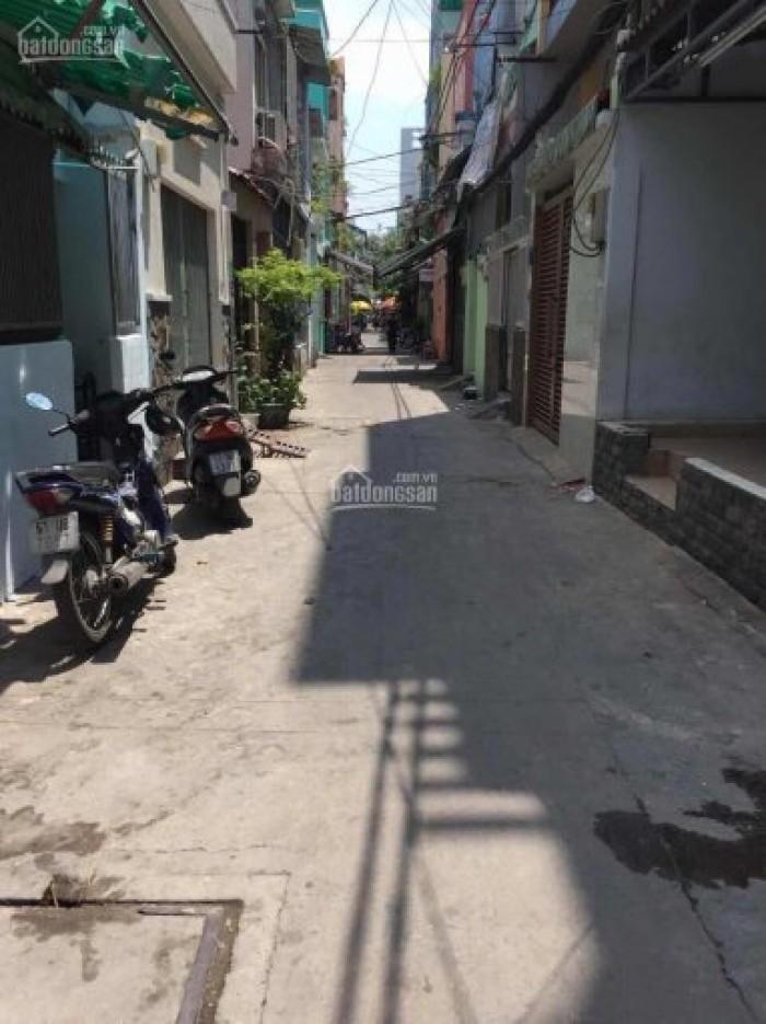 Bán gấp nhà 1,4 tỷ Nguyễn Văn Cừ - Nguyễn Cư Trinh, Q5, HCM