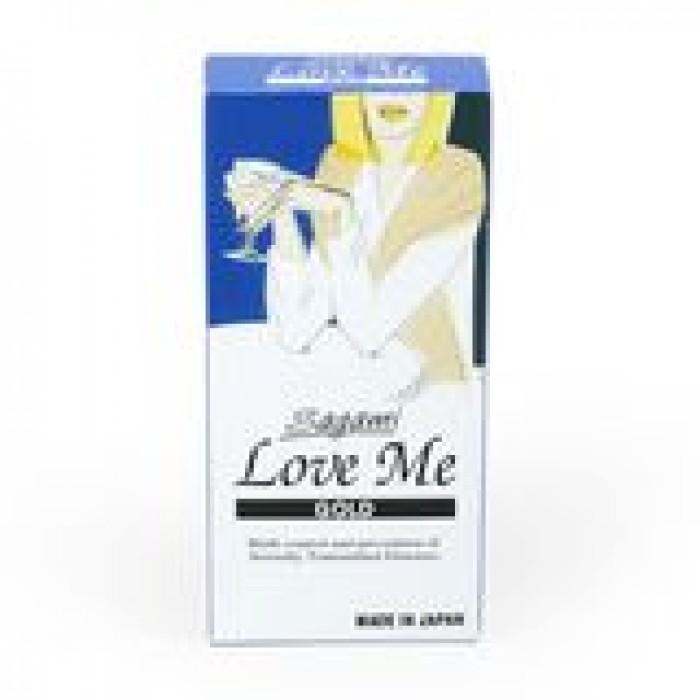 Bao cao su Sagami Love Me (hộp 10)