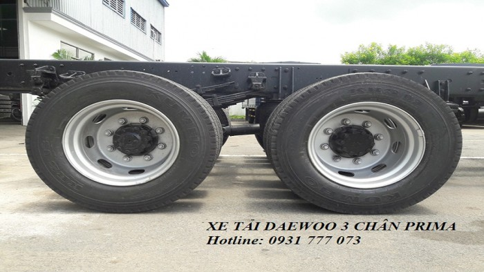 Xe đầu kéo Daewoo - Hyundai Đô Thành - Hỗ trợ giao xe nhanh.