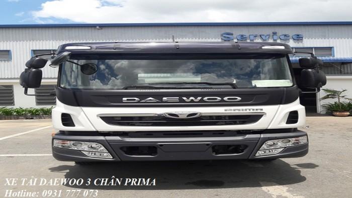 Xe đầu kéo Daewoo - Hyundai Đô Thành