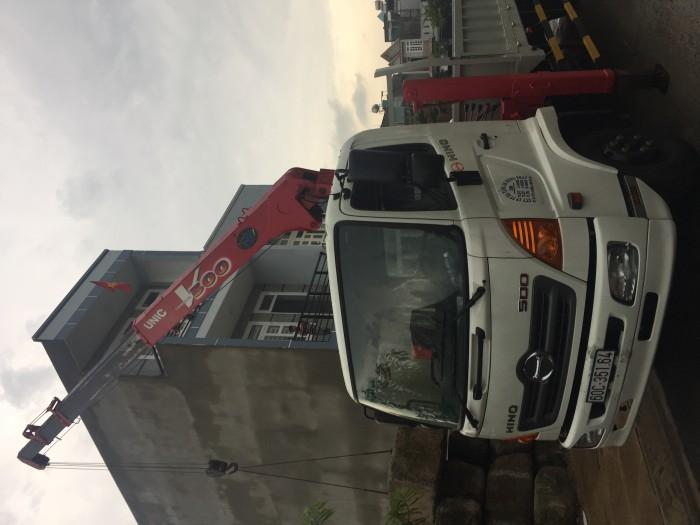 Hino 700 Series (HDT) sản xuất năm 2017 Số tự động Xe tải động cơ Dầu diesel