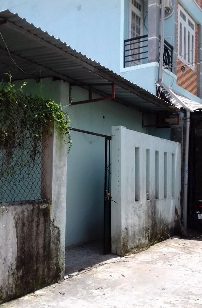 Bán nhà hẻm xe hơi 124/10 Đường số 6, Tam Phú, Thủ Đức