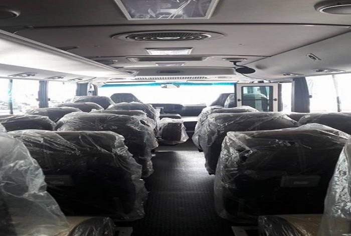 Xe khách 29 chỗ - Giao xe trong vòng 5 ngày