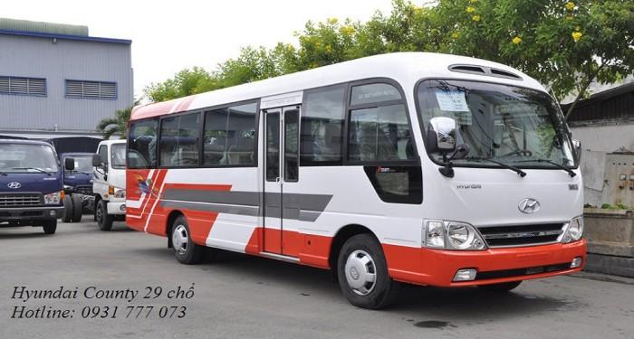 Hyundai County 29 chỗ nhập khẩu - Hotline: 0931 777 073 (24/24)