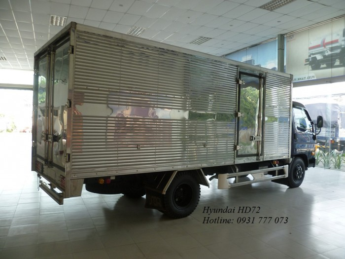 Xe tải Hyundai HD72 3,5 Tấn
