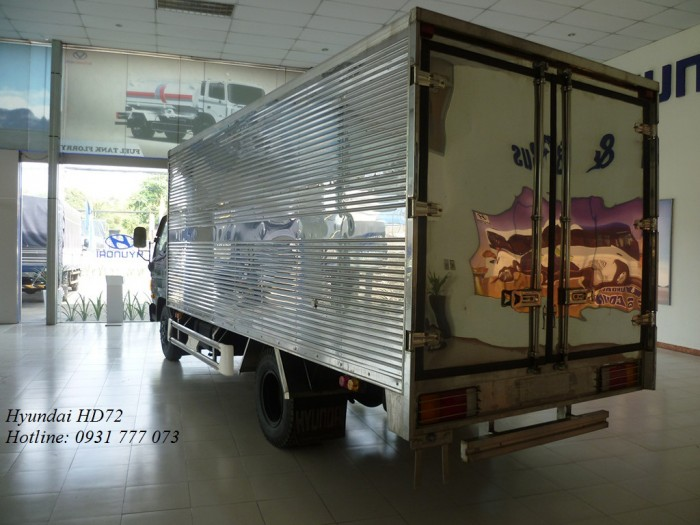 Xe tải Hyundai HD72 3,5 Tấn Vay Trả Góp Chỉ 150 triệu