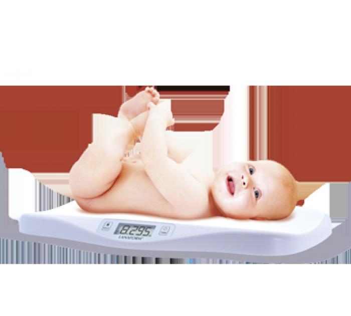 Cân điện tử cho trẻ sơ sinh Lanaform ( Nhập khẩu Bỉ )