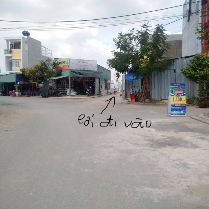 Bán lô A07 đường 8, Lò Lu Việt nhân DT 58m2 giá 1,085 tỷ, h.Tây Bắc