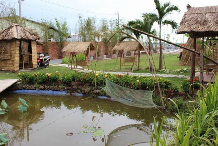 Đất Bình Chánh gần chợ đường Đinh Đức Thiện sát bên QL1A đã có sổ.