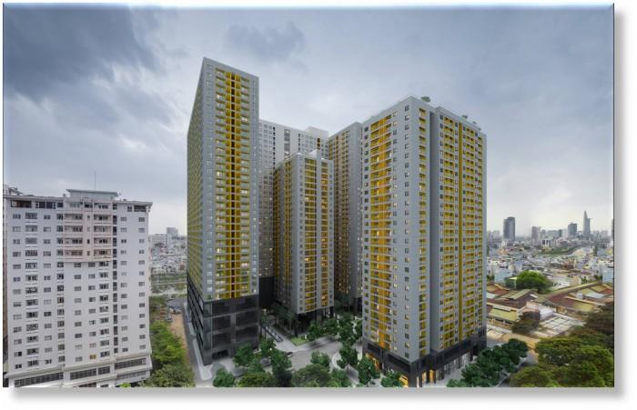 Căn hộ view sông SG cực đẹp, giá tốt ưu đãi chỉ 1,2 tỷ/căn, gọi ngay sở hữu