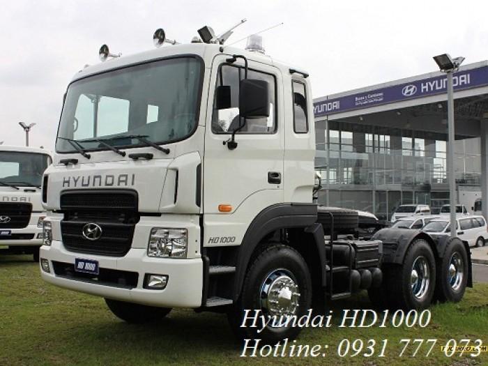 Xe đầu kéo Hyundai HD1000
