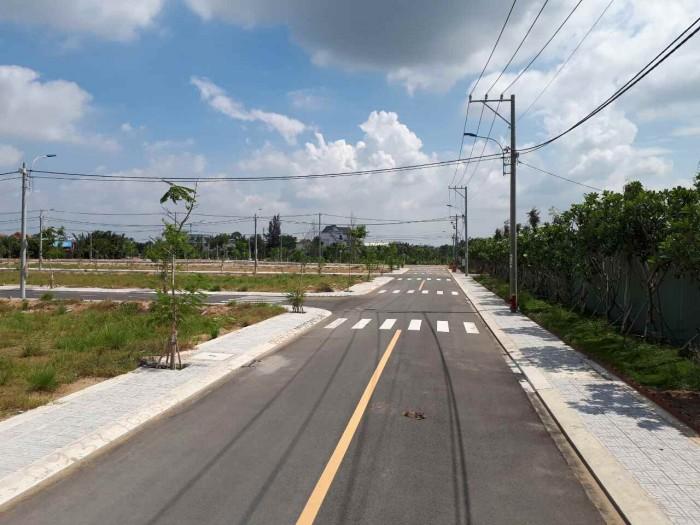 Đất nền dự án KDC Việt Nhân - sổ hồng, vị trí đắc địa khu Long Trường Q9, giá tốt