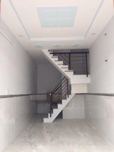 Nhà 1 lầu Hà Huy Giáp, dt 3x10m, ngay CĐ Điên Lực,Quận 12