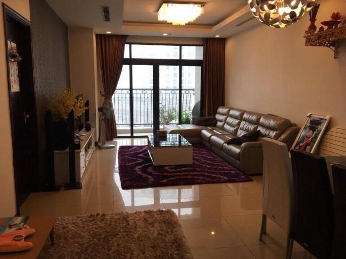Chủ nước ngoài cho thuê căn hộ Royal R5 DT 112m2, giá rẻ