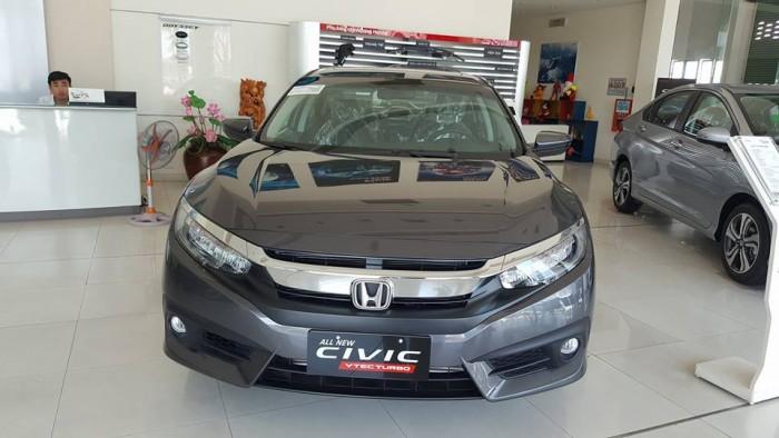 Honda Civic 2018 1.5 Turbo 831 triệu