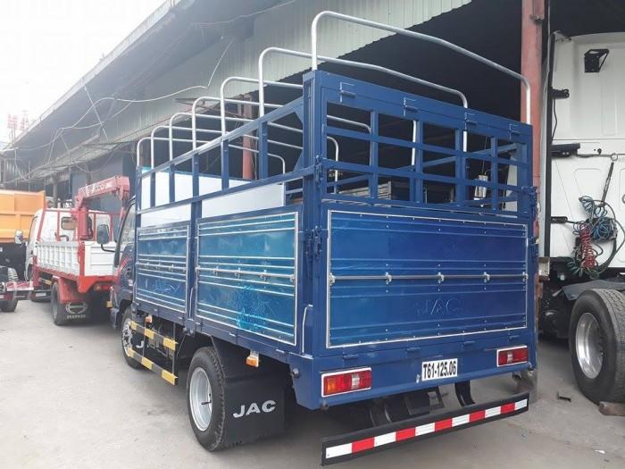 Xe tải Jac thùng bạt