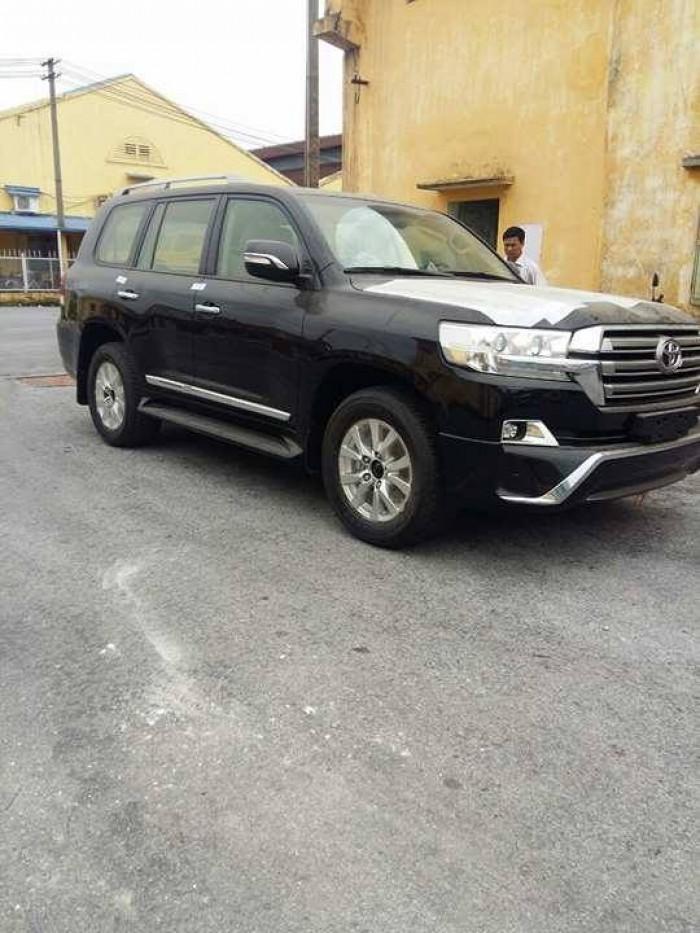 Toyota Land cuiser GXR (máy dầu) V8 4.5L xuất Trung Đông 0