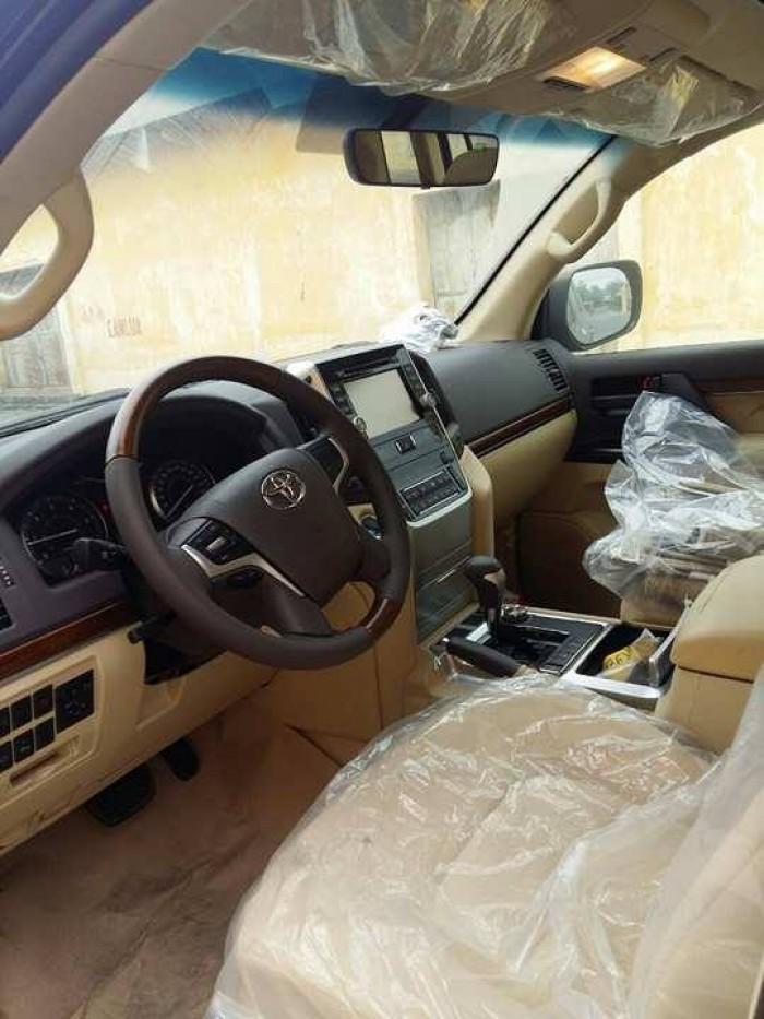 Toyota Land cuiser GXR (máy dầu) V8 4.5L xuất Trung Đông 3