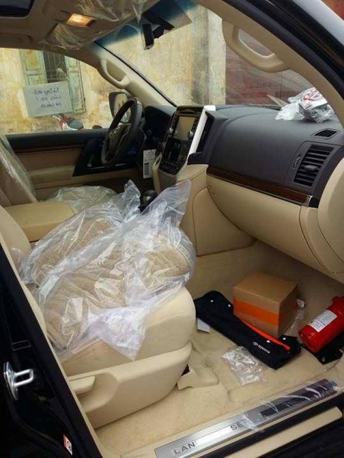 Toyota Land cuiser GXR (máy dầu) V8 4.5L xuất Trung Đông 4