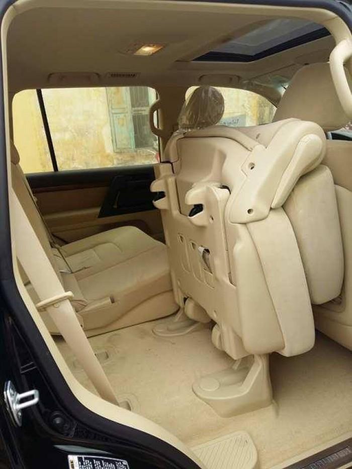 Toyota Land cuiser GXR (máy dầu) V8 4.5L xuất Trung Đông 5