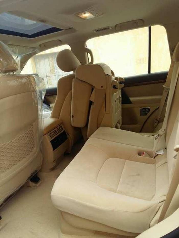 Toyota Land cuiser GXR (máy dầu) V8 4.5L xuất Trung Đông 6