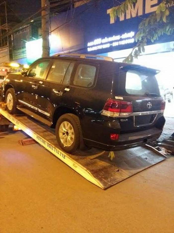Toyota Land cuiser GXR (máy dầu) V8 4.5L xuất Trung Đông 7