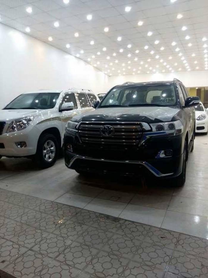 Toyota Land cuiser GXR (máy dầu) V8 4.5L xuất Trung Đông 8