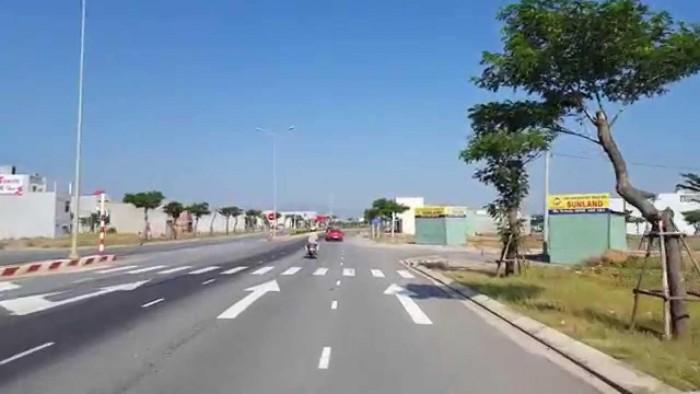 Khu đô thị thương mại biển Sea View gần Cocobay 600 triệu