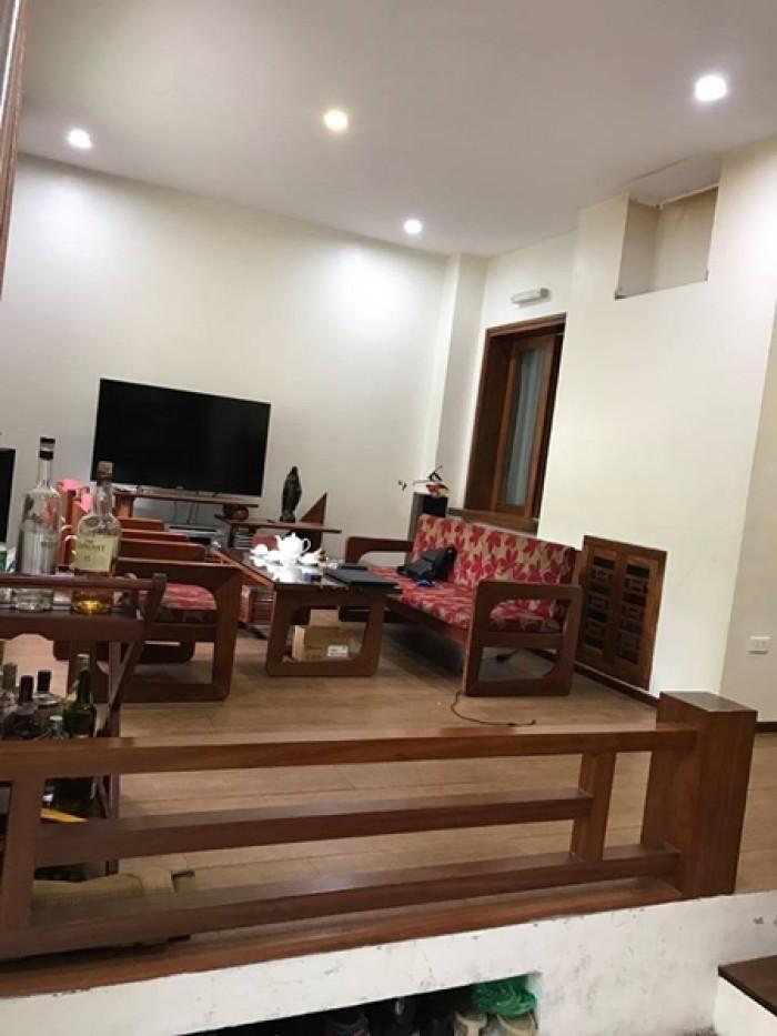 Bán nhà tập thể Nam Đồng, Đống Đa 100m2 tầng 1 ô tô đỗ cửa nội thất xịn