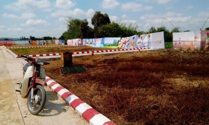 Loock C T Mặt Tiền Đường Lớn, SHR Từng Nền, XD Tự Do 120m2