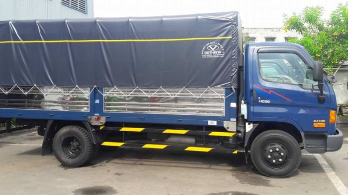 Xe HD99 Đô Thành - Giá Xe HD99 6,5 tấn - Xe Đô Thành HD99 6,5 tấn