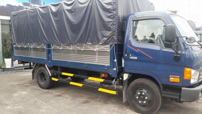Xe tải HD99 6,5 tấn, Giá xe tải HD99 6,5 tấn rẻ nhất, Xe HD99 6,5 tấn Đô Thành