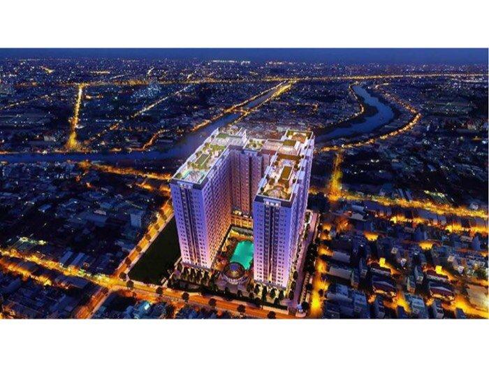 Căn hộ Dream Home Palace Quận 8 - 2PN- Giá 1 tỷ 1