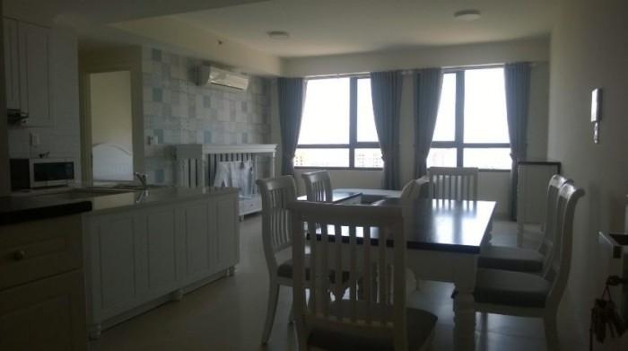 Chính chủ cho thuê gấp căn hộ Masteri, 3PN, dt 93m2, giá tốt, 1100 USD/tháng