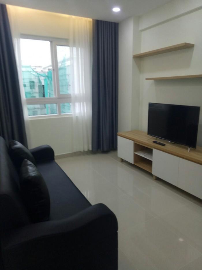Cho thuê căn hộ Topaz City 2PN,2WC full nội thất 11,5 triệu/tháng.