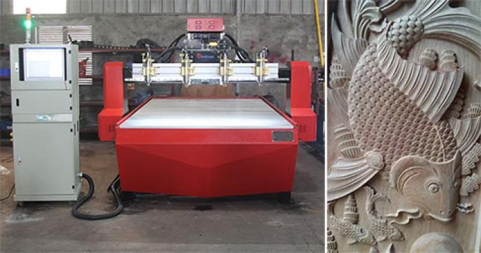 Tìm hiểu những loại máy khắc CNC phổ biến nhất trên thị trường