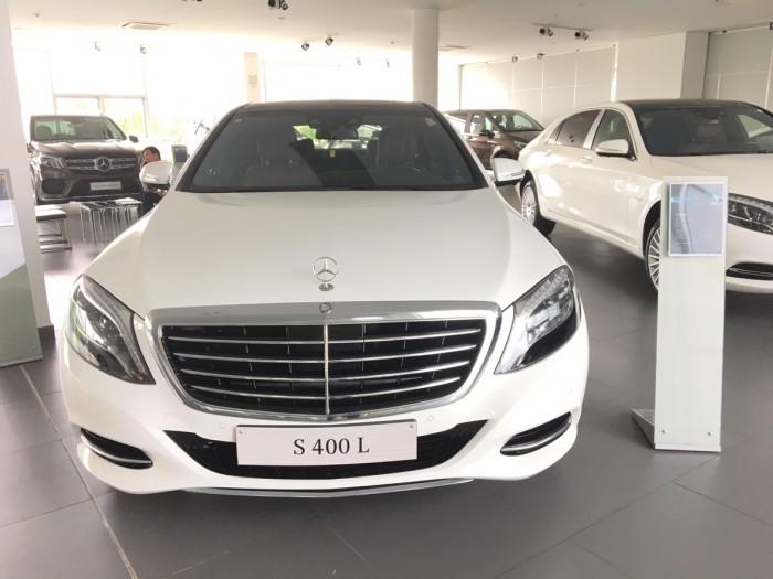 Bán xe Mercedes S400 - chính hãng, ưu đãi giá tốt nhất cả nước